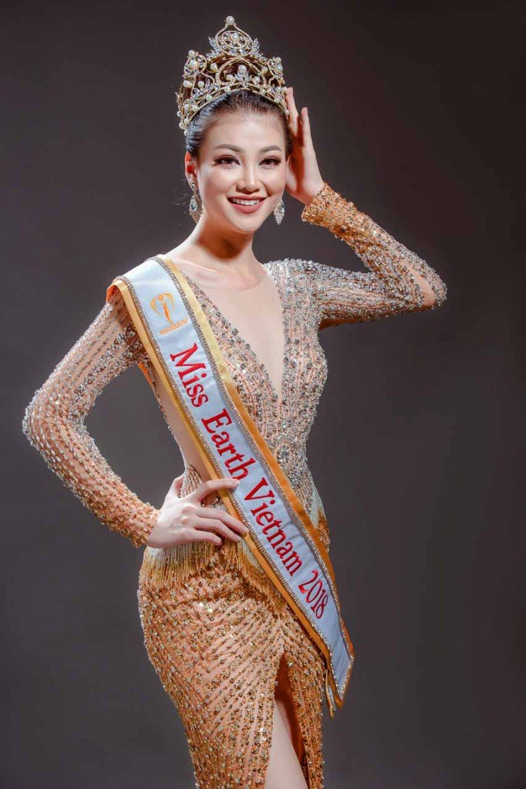 Miss Earth 2018: La bellezza vietnamita coronata
